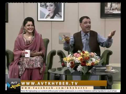 "SHEENO MEENO SHOW "" PEW "" [ 23-09-2016 ]   Khyber Tv"