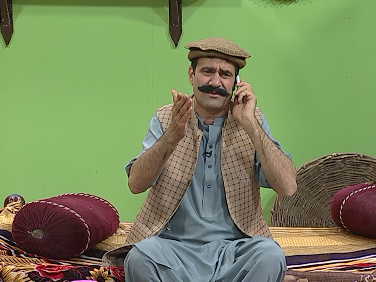 Comedy Show   KOUR ORE   With Shaheen Afridi & Sadia Gull   29 02 2020   AVT Khyber Official