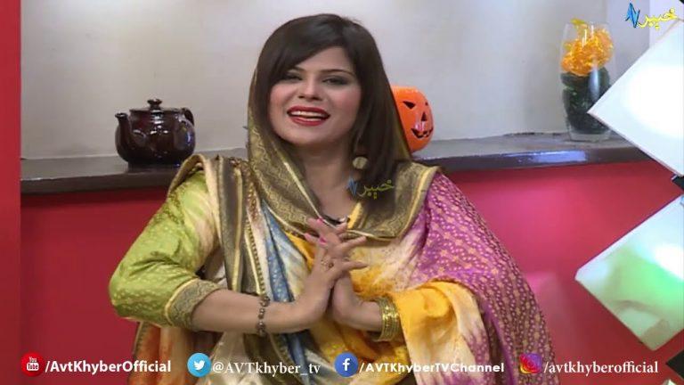 Da Jwand Shama   Cooking Show   19 09 2020   AVT Khyber Official