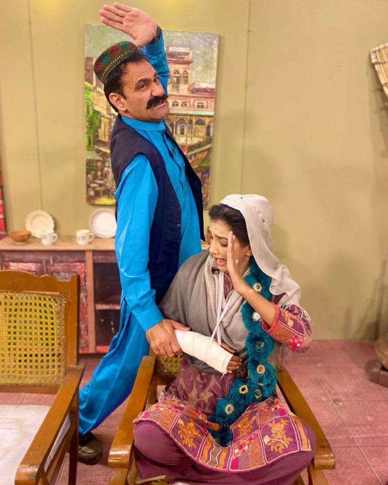 Kour ore | Shahenshah Pashto Comedy Drama | Sadia Gul | Pashto Funny | Khyber tv |
