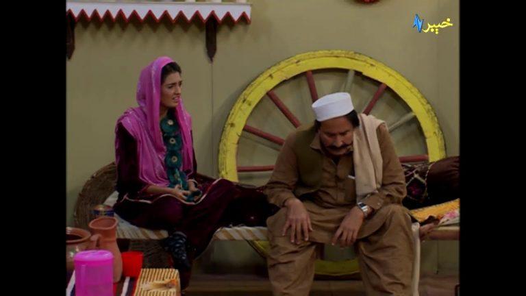 Shahenshah Pashto Comedy Drama | Sadia Gul | Pashto Funny | Kour ore | Khyber tv |